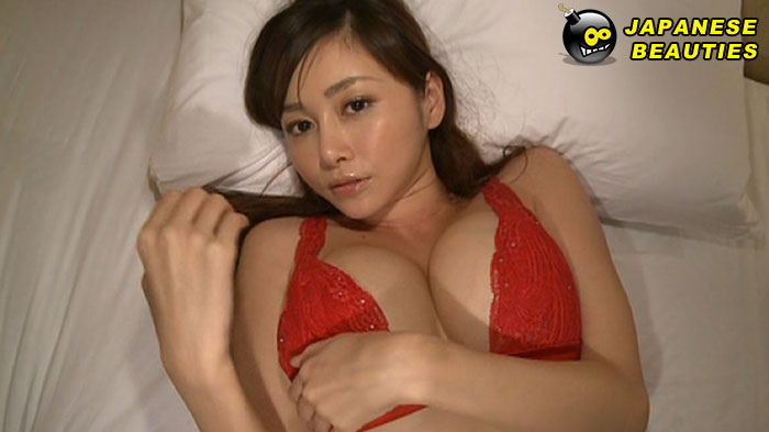 Anri Sugihara 杉原杏璃  Line Communications Anri Sugihara Lcdv40489 2