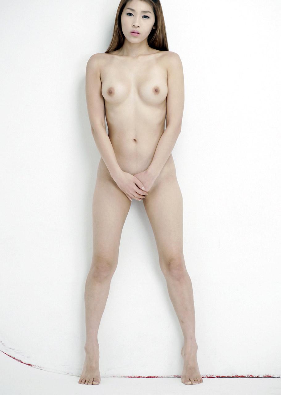 Korea top model all nude porn girl