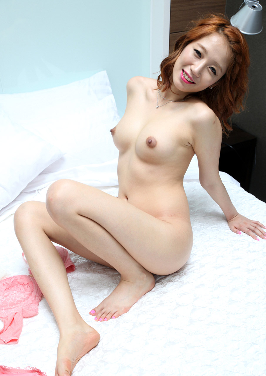 Korean model naked